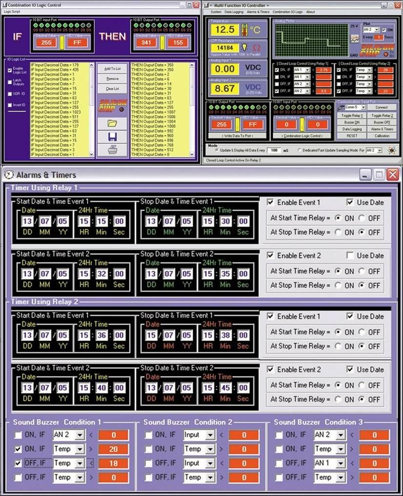 plc-devresi-voltaj-sicaklik-dijital-plc-circuit-voltage-temperature-digital-input