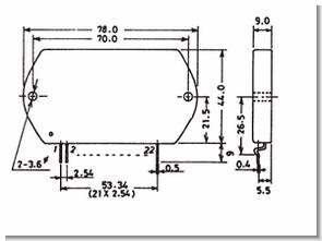 STK400-290 Ton Kontrollü Efektli Anfi Devresi