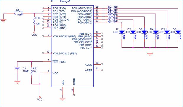 atmega-dijital-input-output-ornek