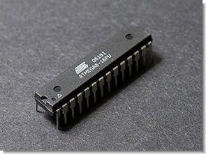 Atmel Atmega8 Mikrodenetleyicisi ve Assembler