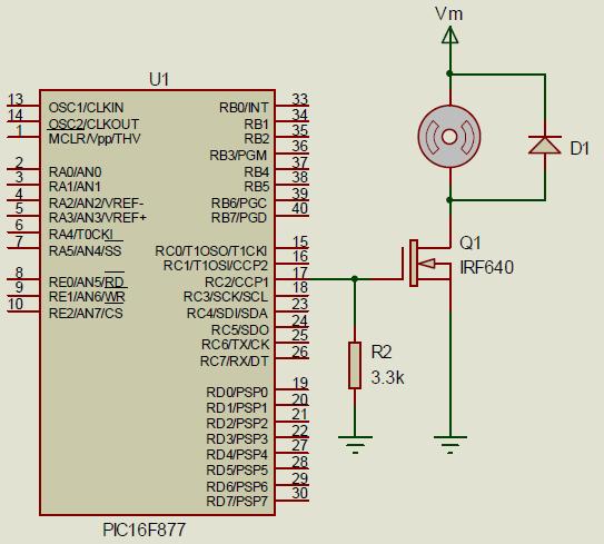 dc-motor-kontrolu-picc-pic16f877