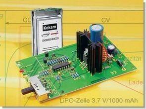 Anahtarlamalı seri lityum polimer lipo pil hızlı şarj