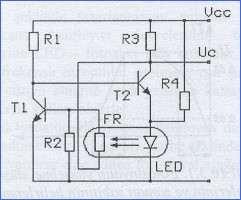 optoelektronik-osilator-devre-semasi