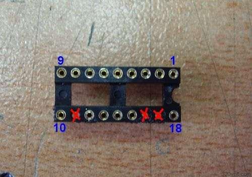 pic16f628-soket-aparat-modifikasyon