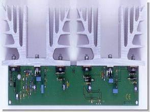 TDA2030 köprü paralel bağlantı 200watt anfi devresi
