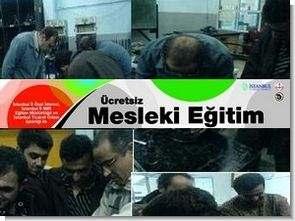 Ücretsiz Meslek Edindirme Kursları (İstanbul)