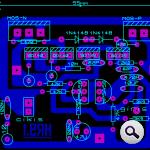 100 Watts MOSFET Amplifier Project 100w amfi pcb baski devre 150x150