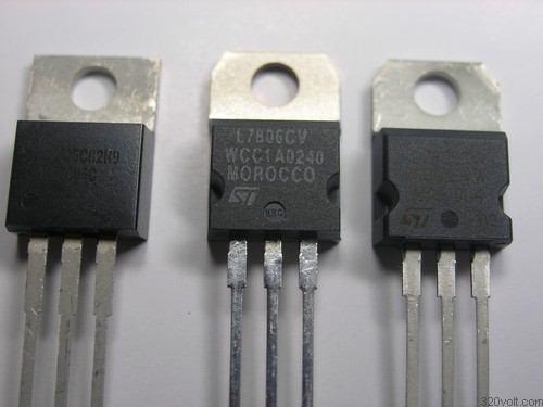 7806-7805-regulatorler