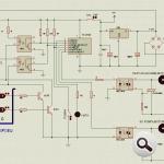 PIC12F629 Water Level Control Circuit Proton Basic ac kontrol su seviye pic12f629 moc3010 bta26 150x150