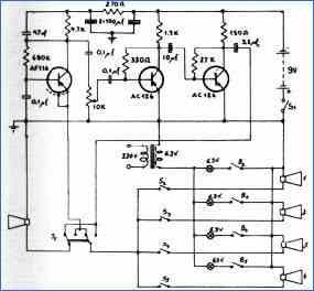 dort-aboneli-basit-transistorlu-diyafon
