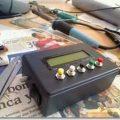 PIC16F877 İle lcd kronometre ve geri sayım devresi