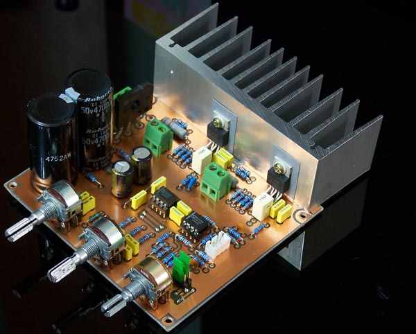 Image Result For Diy Lm Amplifiera