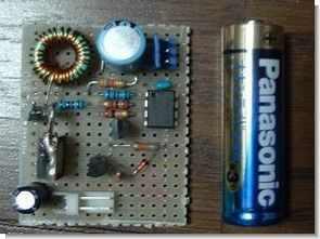 LM311 2SJ552 5volt 2amper anahtarlamalı regülatör