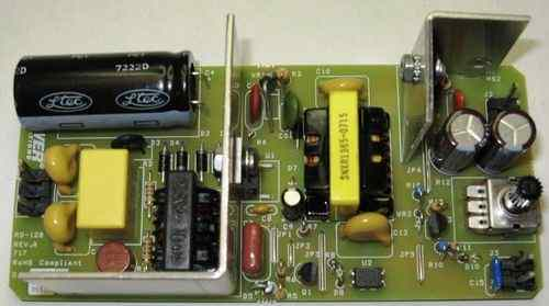 Reference Design Report For A W W Peak Power Supply on 12 volt voltage amplifier