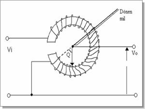 Servo senkro mekanizmalar otomatik kontrol