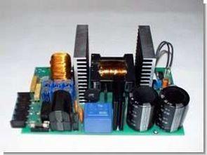 UC3825 ETD49 dc 55volt 20amper 1.1kw smps