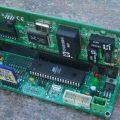 ATmega32 web sunucu röle kontrol kamera bağlantısı