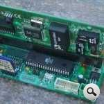 RTL8019  ISA Web Server Circuit ATmega32 Relay Control Camera Connection atmega32 web server 150x150