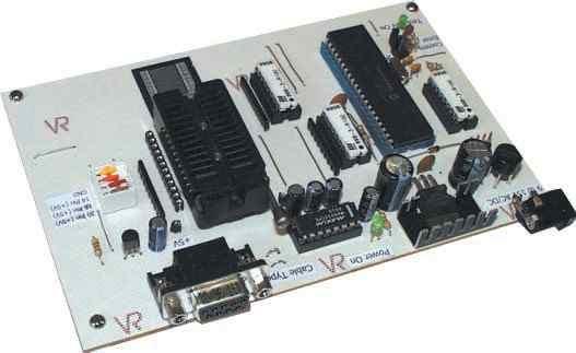 Pic16f877 Digital Logic Integrated Test Ttl Ic Tester
