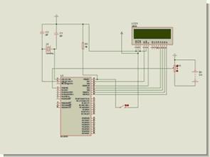 Mikro denetleyici kontrollü lcd ekranlı pil şarj devresi