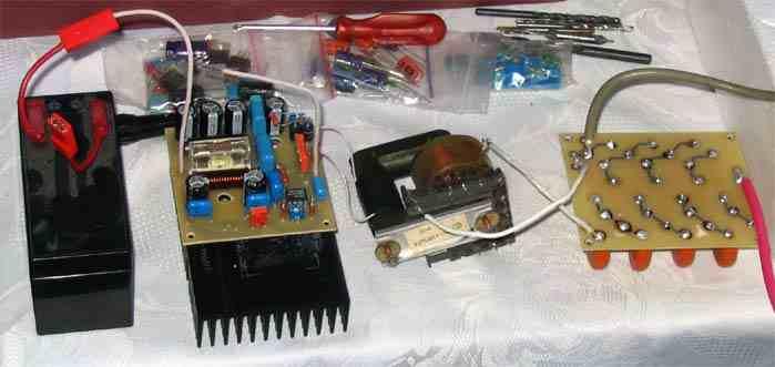 Inverter Circuit Diagram Using Pwm Chip Sg3524 Electronics Circuits