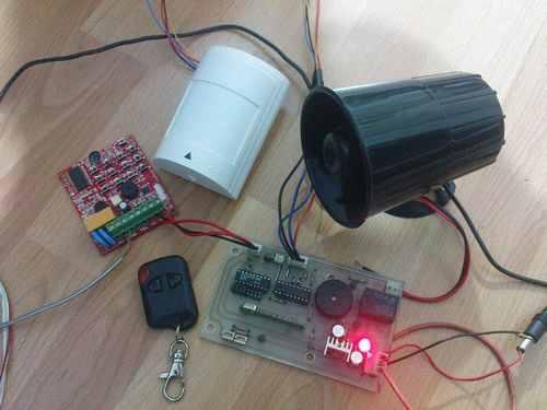 pt2260 pir detector remote control project alarm circuit pic16f628pt2260 pic16f628a alarm devresi 150x150 pt2260 pir detector remote control project alarm circuit pic16f628