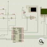 PicBasic Q matic Circuit Printout PIC18F452 Thermal Printer siramatik devresi 150x150