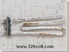 TLC556 ile su yumuşatıcı kireç çözücü devre