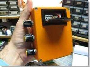 Analog ses kontrol modulü fuzz lfo filtre ton kontrol
