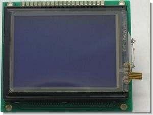 PIC ile dokunmatik panel grafik lcd kullanımı mikro c