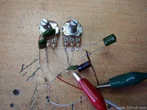 Capacitor Circuitanalysis Pulse Highpassfilter
