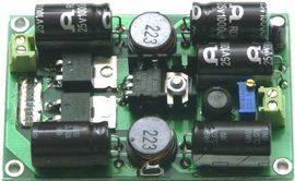 PWM TL494 Boost Converter Circuit DC DC  12V to 25V pwm dcdc cevirici tl494 konvertor