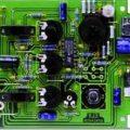 TL084 10hz 100khz analog sinyal generatörü