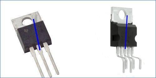 transistor-entegre