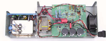 Variable Speed Induction Motor Controller dsPIC30F2020 pfc