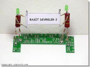 Basit elektronik devreler bölüm 2