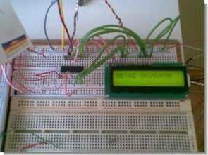 Cny70 renk algılama projesi pic16f84 picbasic
