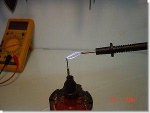 Oto endüksiyon bobini yüksek voltaj üretimi 10-40kv