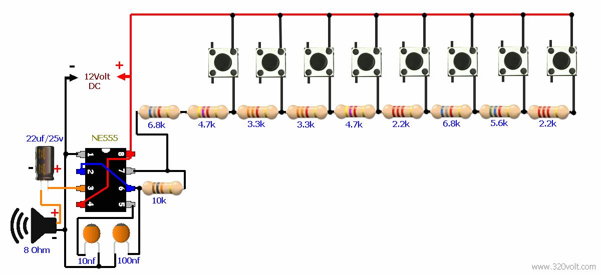 Мультивибратор на полевых транзисторах схема фото 916