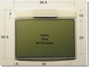 Türkçe nokia 3310 lcd kullanım kılavuz proteus model