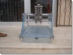 Gebze M.Y.O Mekatronik programı 3 eksen CNC projesi