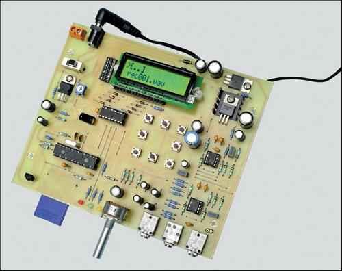 dSPIC Wav Recorder Wav Player Project dSPIC33FJ wav kayit mmc sd sdhc kart