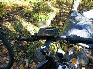 PIC16F873 Bisiklek için kilo metre sayacı takometre