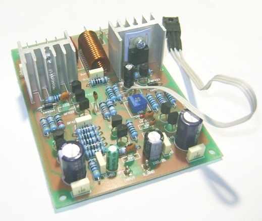 Mosfet Audio Power Amplifier Kit - Circuit Diagram Images