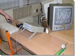 Atmega8515 attiny12 ile TV osiloskop devresi