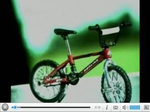 İki tekerlekli vitesli bisiklet üretimi video