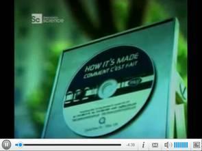 Kompakt diskler cd nasıl yapılır video