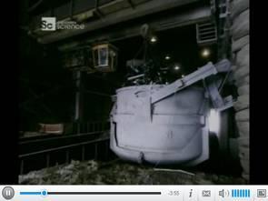 Hurda metalden çelik dönüşümü üretim aşamaları