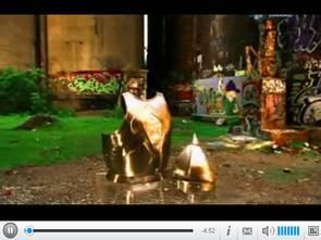 Çelik zırh yapımı video