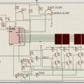 PIC16F84 ile dijital saat ve termometre projesi